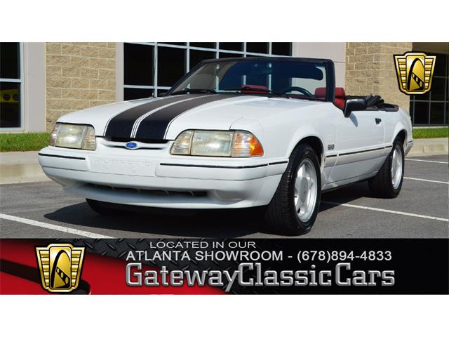 1992 Ford Mustang For Sale On Classiccars
