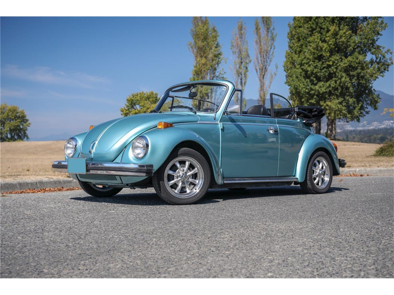 Large Picture of 1979 Volkswagen Beetle located in Nevada Auction Vehicle Offered by Barrett-Jackson - OI5U