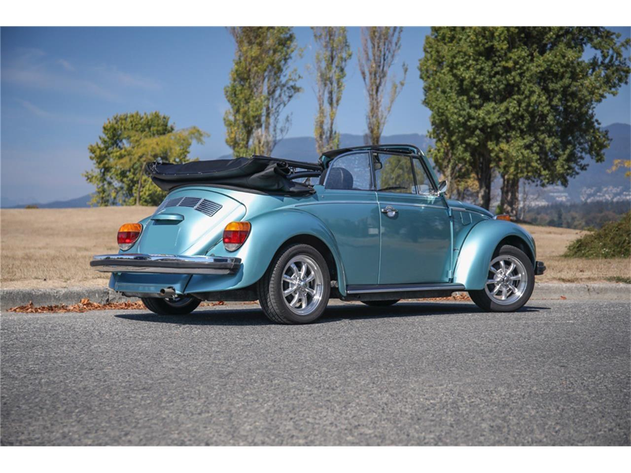 Large Picture of 1979 Volkswagen Beetle located in Las Vegas Nevada Auction Vehicle Offered by Barrett-Jackson - OI5U