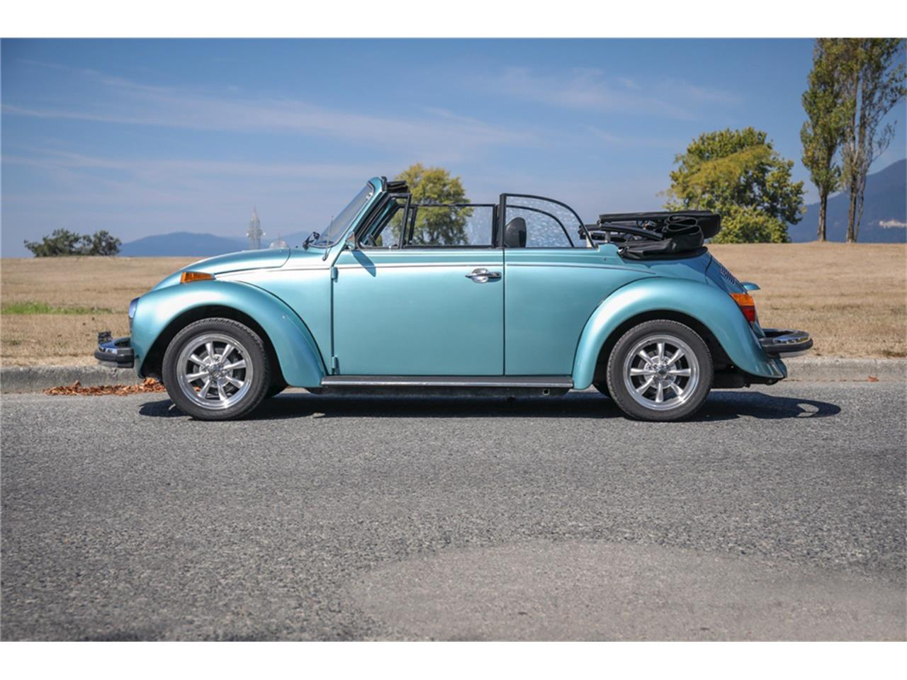 Large Picture of '79 Volkswagen Beetle located in Las Vegas Nevada Auction Vehicle Offered by Barrett-Jackson - OI5U