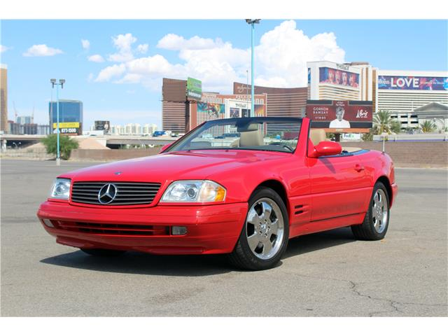Picture of '00 SL500 - OI6K