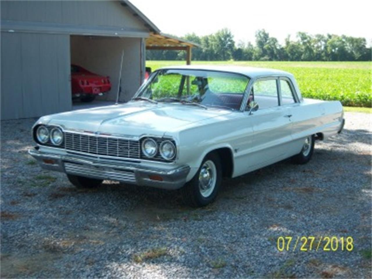 Large Picture of '64 Bel Air located in Mundelein Illinois Offered by North Shore Classics - OFVV