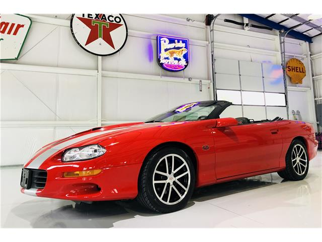 Picture of '02 Chevrolet Camaro SS Z28 Auction Vehicle Offered by  - OI6U