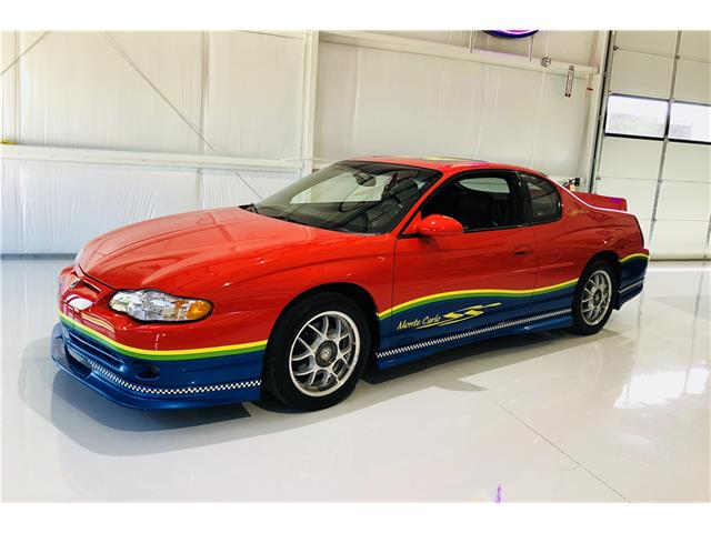 Picture of '00 Chevrolet Monte Carlo SS located in Las Vegas Nevada Auction Vehicle Offered by  - OI6W