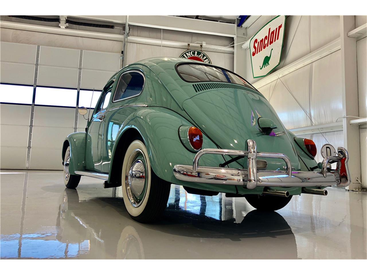 Large Picture of '63 Volkswagen Beetle Offered by Barrett-Jackson - OI6X