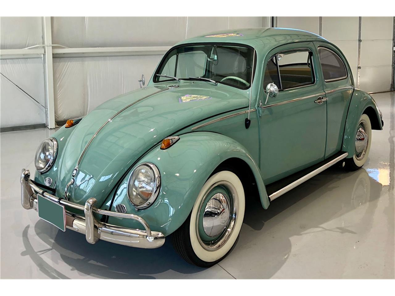 Large Picture of Classic 1963 Volkswagen Beetle Offered by Barrett-Jackson - OI6X