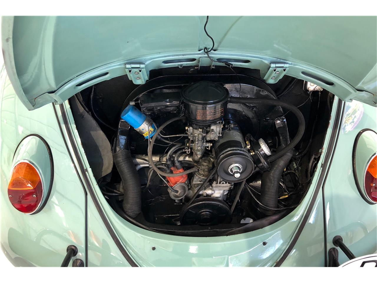 Large Picture of Classic '63 Beetle Auction Vehicle - OI6X