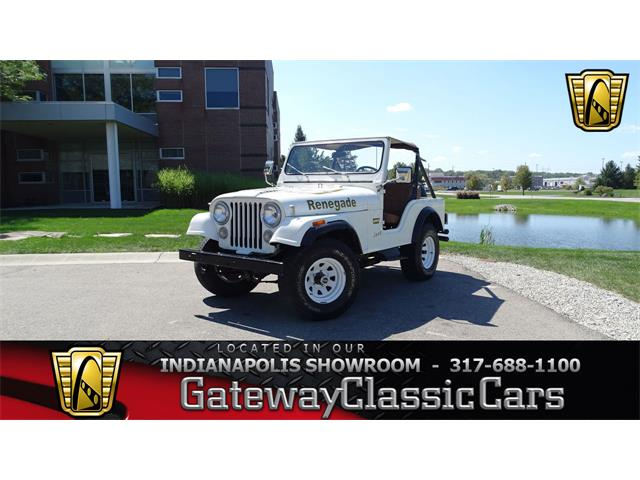 Picture of 1978 CJ5 located in Indiana - OI75