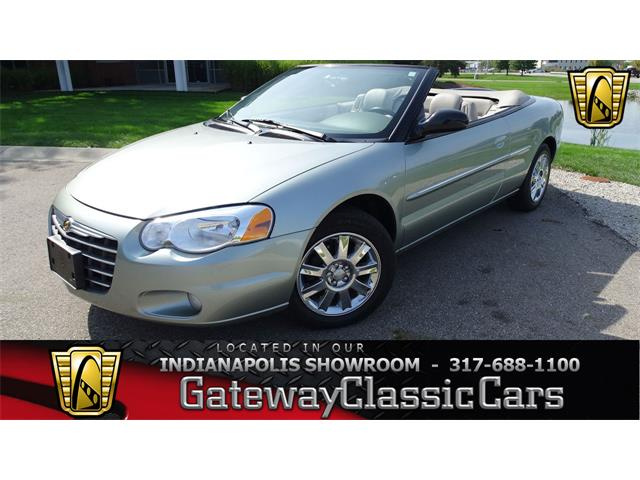 Picture of 2004 Sebring located in Indiana Offered by  - OFVX