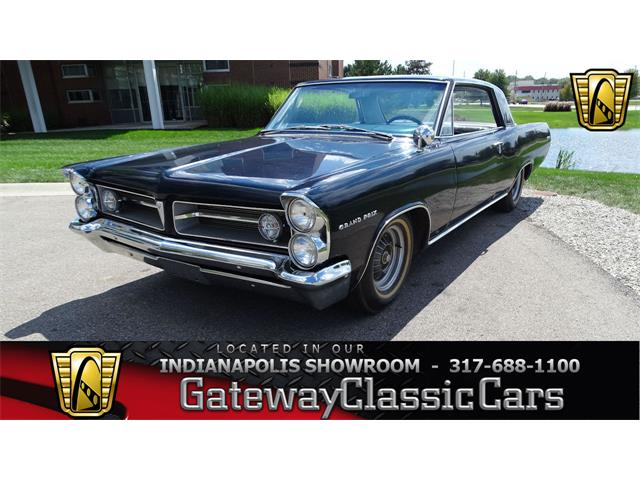 Picture of '63 Pontiac Grand Prix Offered by  - OI77