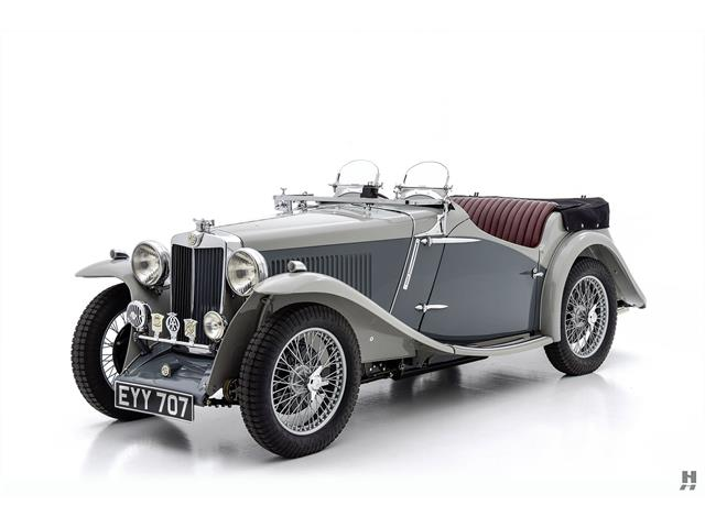 Picture of 1935 MG NB - OI7N