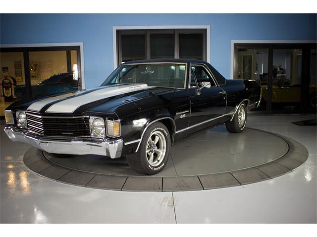 Picture of Classic '72 Chevrolet El Camino located in Palmetto Florida - $17,997.00 - OI80