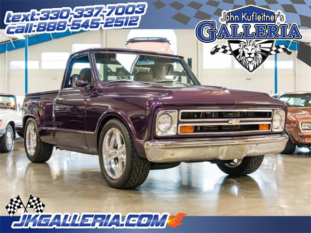 Picture of 1968 Chevrolet C10 - OI8E