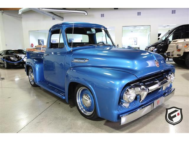 Picture of Classic 1954 F100 located in California - $99,950.00 - OI8G
