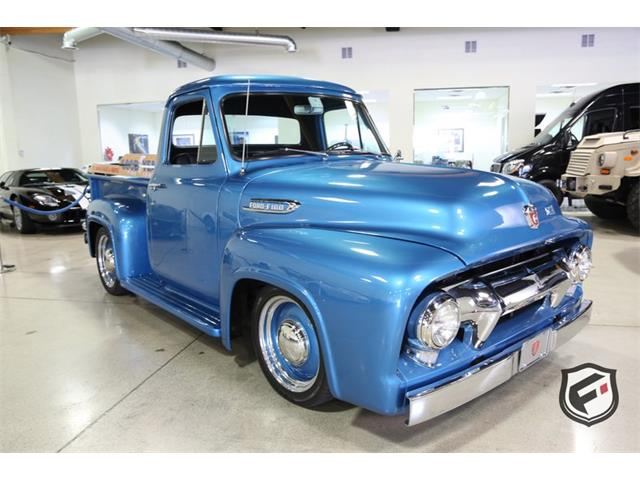 Picture of '54 F100 - OI8G