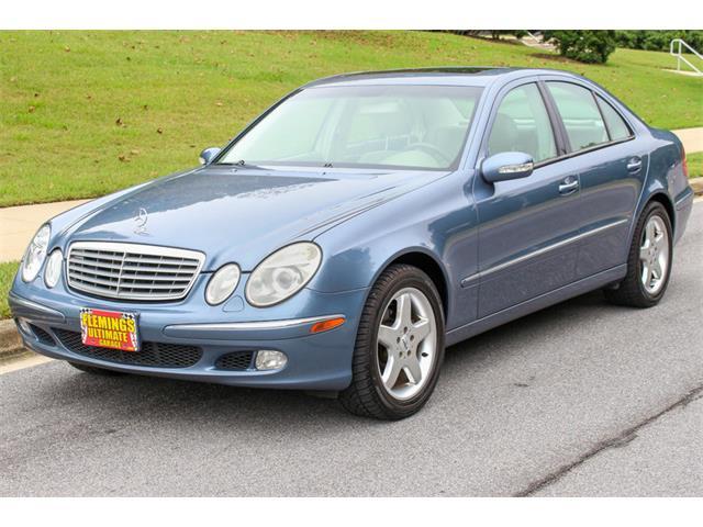 Picture of 2004 Mercedes-Benz E500 - OI8L