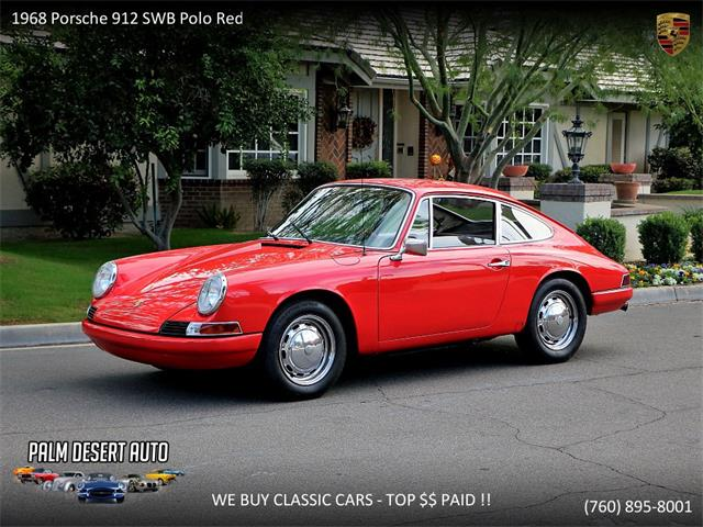 Picture of Classic 1968 Porsche 912 Offered by  - OI8R