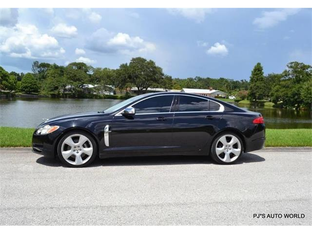 Picture of '09 Jaguar XF located in Clearwater Florida Offered by  - OFW8