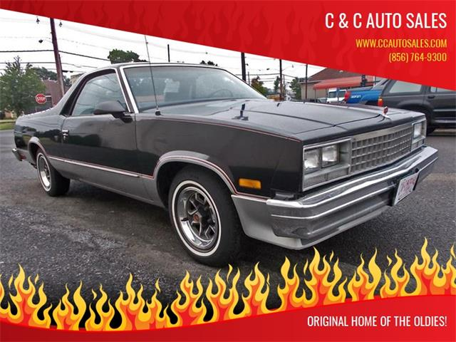 Picture of 1987 Chevrolet El Camino - $8,995.00 Offered by  - OIBF