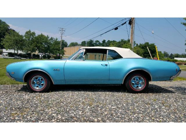 Picture of 1968 Oldsmobile 442 located in Maryland - $39,999.00 Offered by  - OIBG