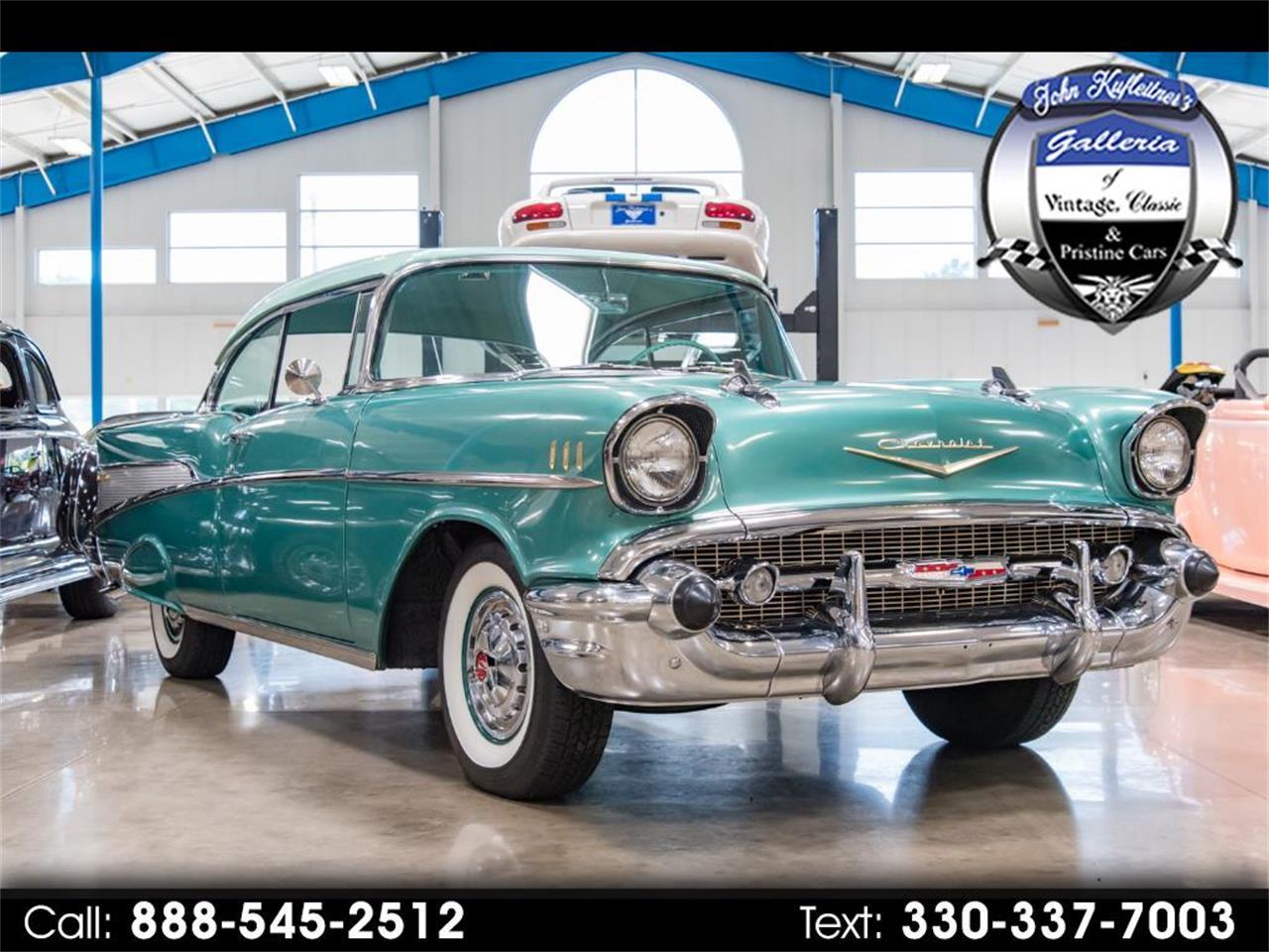 For Sale 1957 Chevrolet Bel Air In Salem Ohio