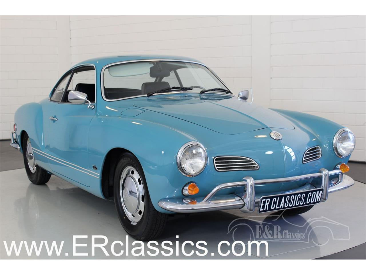 Large Picture of '68 Karmann Ghia - OICQ