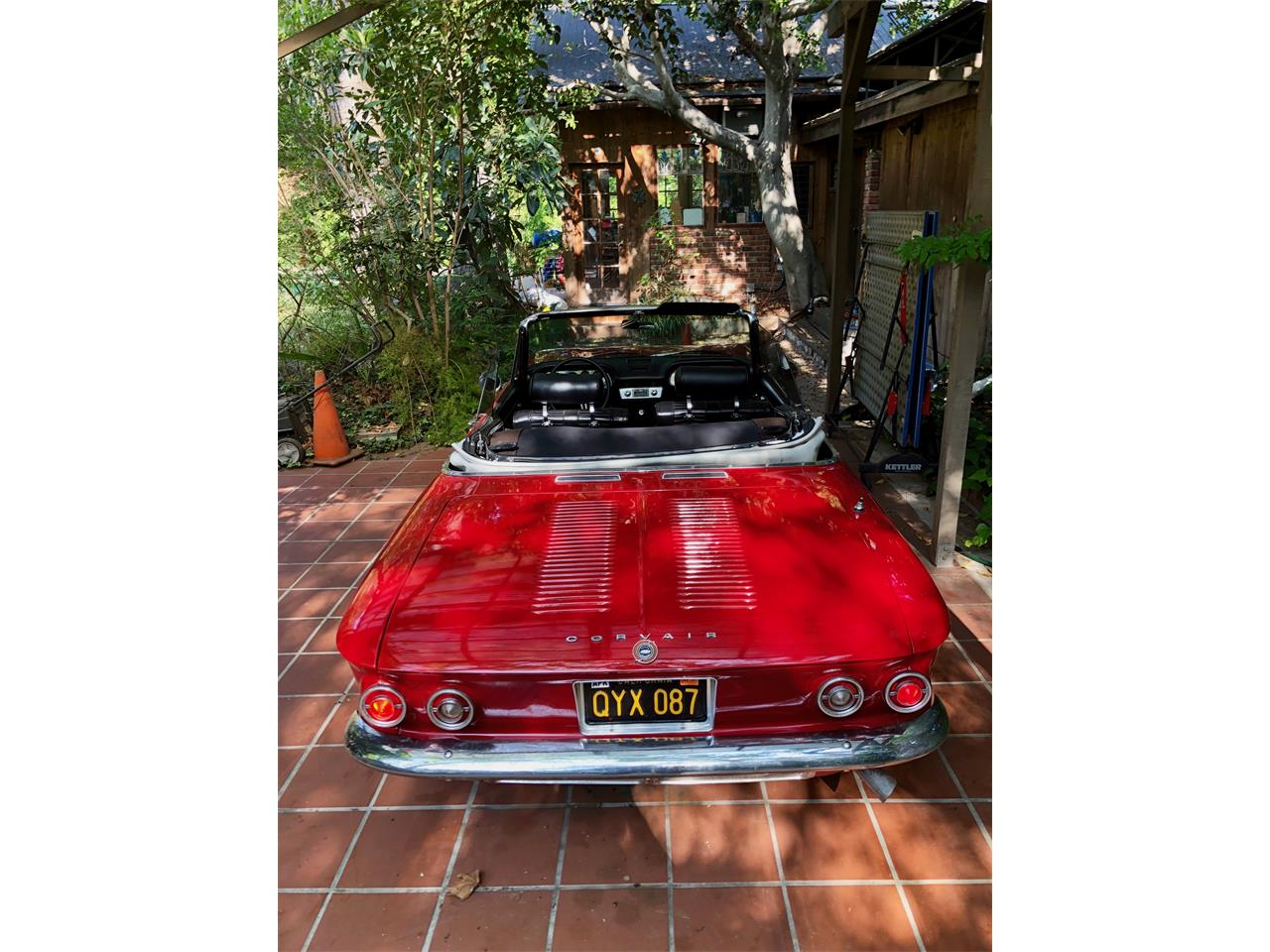 Large Picture of '64 Corvair - OID2