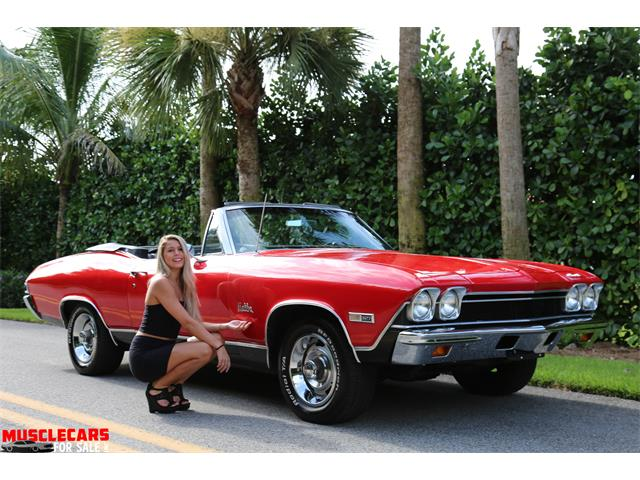 Picture of '68 Chevrolet Chevelle Malibu - $34,500.00 - OIDC