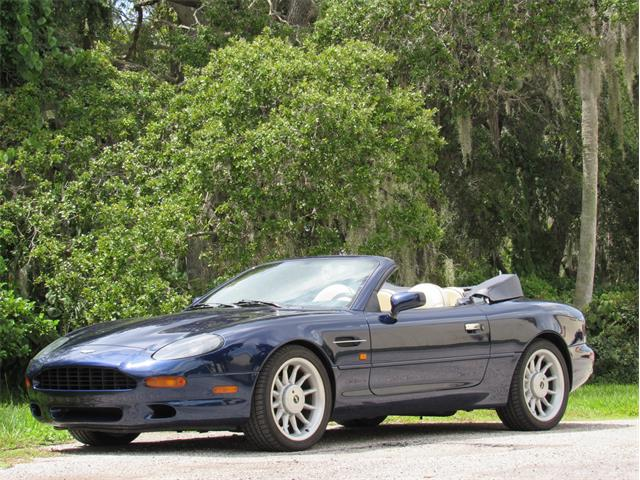 Picture of 1998 Aston Martin DB7 located in Florida - $33,500.00 - OIDE