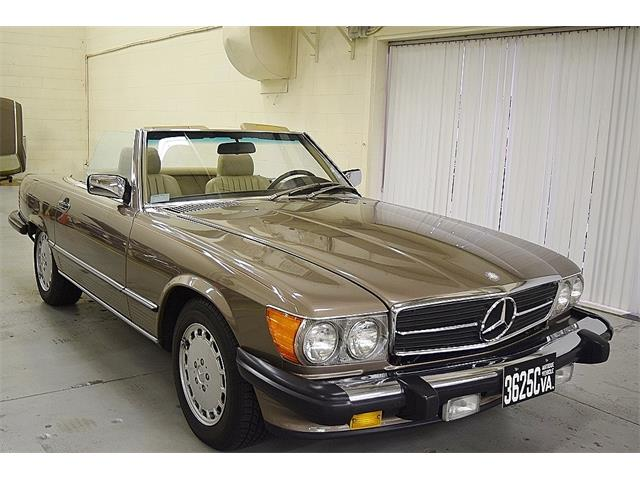 Picture of '88 Mercedes-Benz 560SL located in Virginia - OIDN