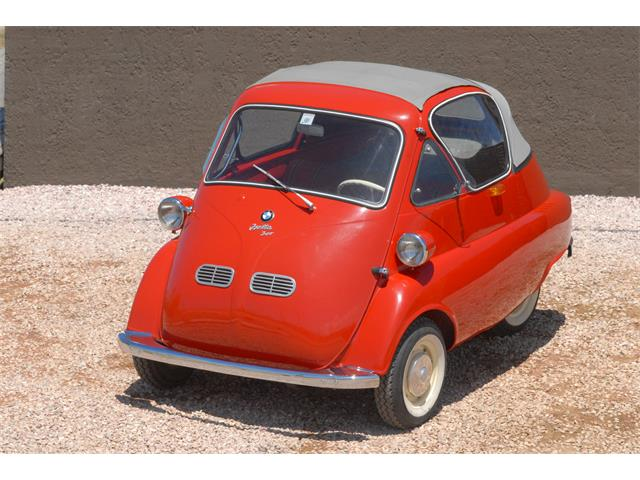Picture of Classic '57 Isetta located in Not Applicable - $57,000.00 Offered by a Private Seller - OIDQ