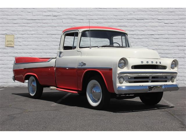 Picture of Classic '57 Dodge D100 - OIE0