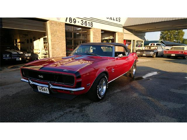 Picture of '68 Camaro RS/SS Convertible - OIE4