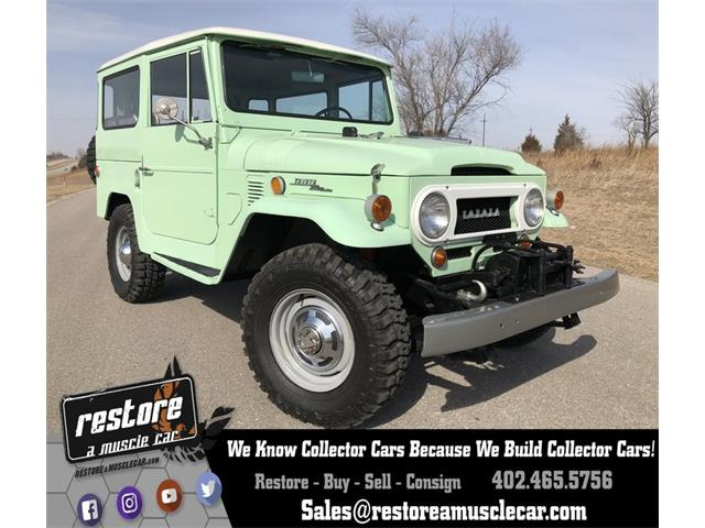 Picture of '68 Land Cruiser FJ - OFWP