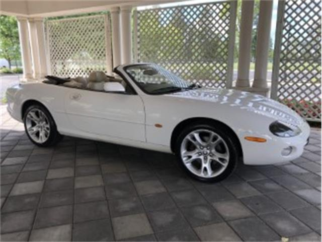 Picture of 2003 Jaguar XK8 located in Indianapolis Indiana - $14,995.00 - OIF3