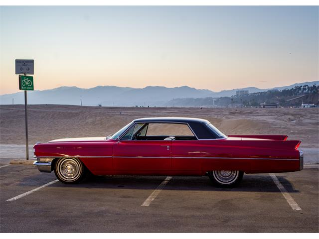 Picture of Classic '63 Cadillac Series 62 Offered by a Private Seller - OIF4