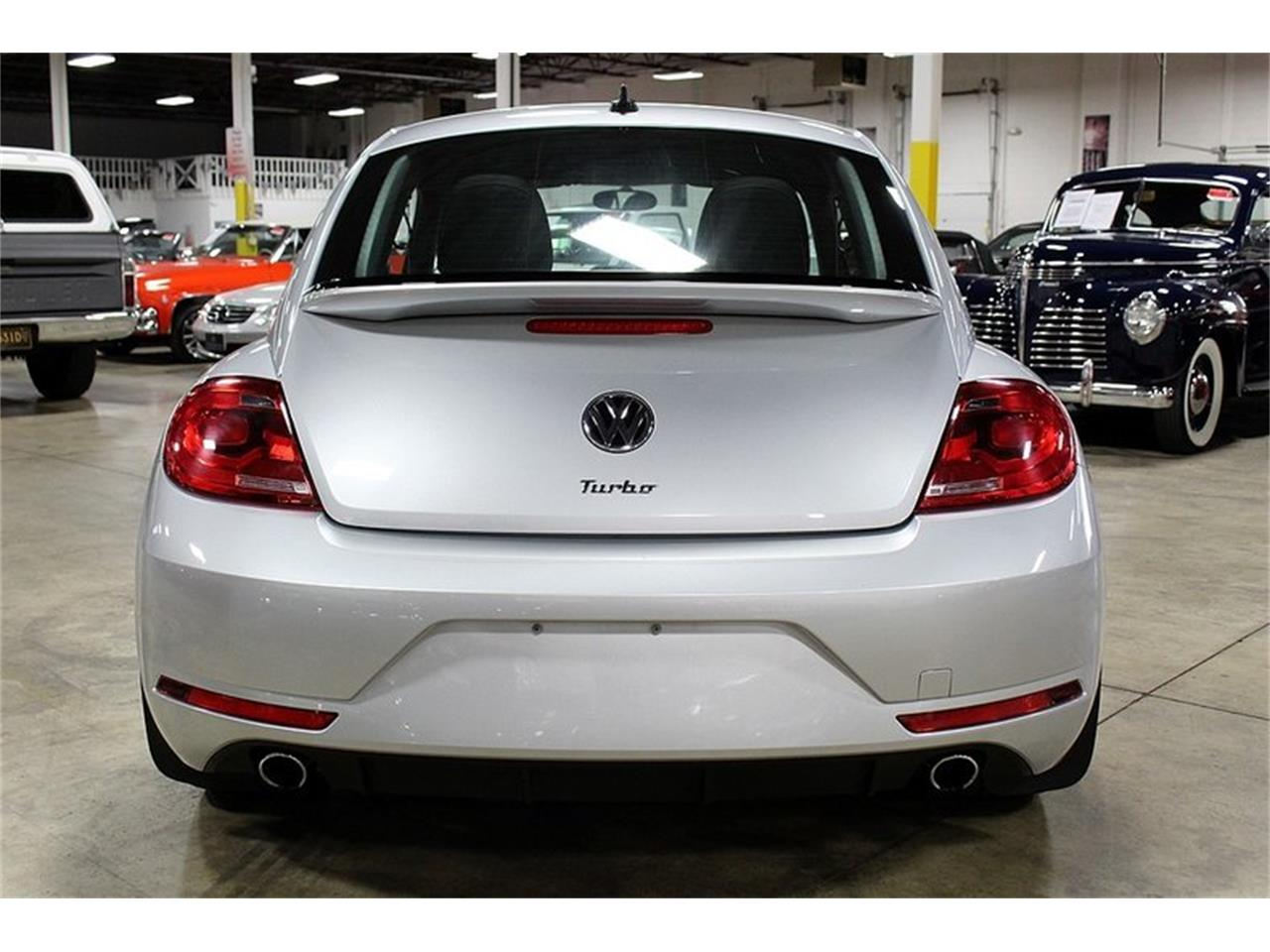 Large Picture of '14 Volkswagen Beetle located in Michigan - $15,900.00 - OIFD