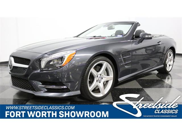 Picture of 2013 SL550 - $43,995.00 - OIFH