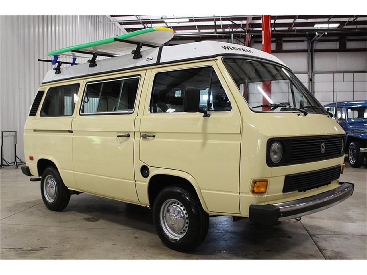 Large Picture of '83 Volkswagen Westfalia Camper - OIFP