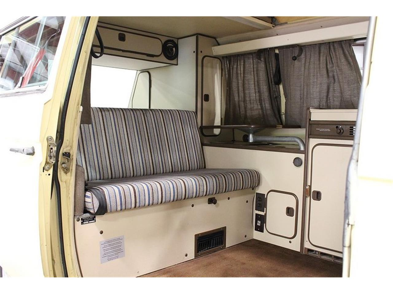 Large Picture of 1983 Volkswagen Westfalia Camper located in Kentwood Michigan - OIFP