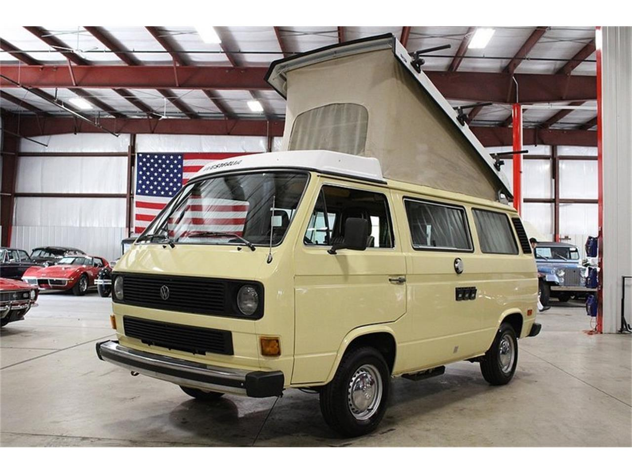 Large Picture of 1983 Westfalia Camper located in Kentwood Michigan - $15,900.00 Offered by GR Auto Gallery - OIFP
