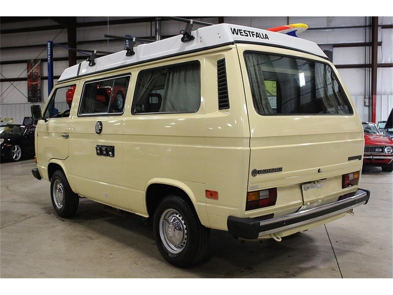 Large Picture of 1983 Westfalia Camper located in Michigan - $15,900.00 - OIFP