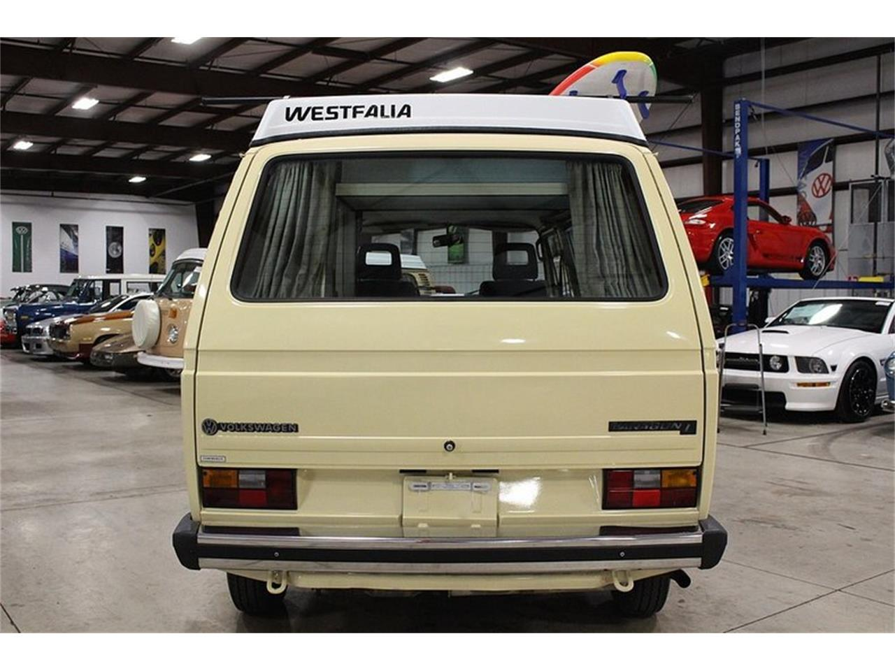 Large Picture of 1983 Westfalia Camper Offered by GR Auto Gallery - OIFP