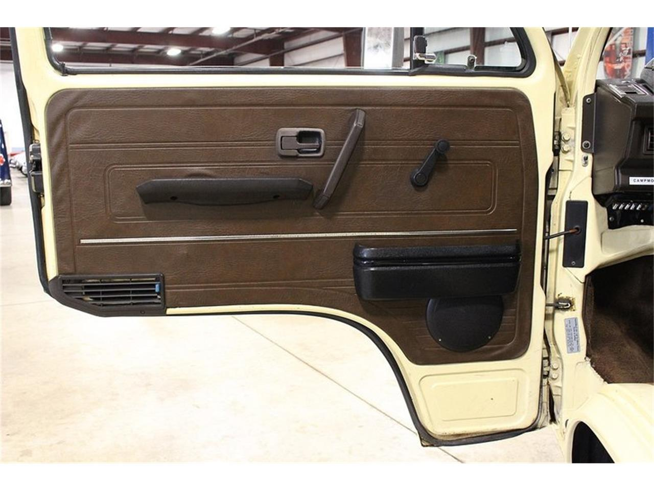 Large Picture of '83 Volkswagen Westfalia Camper Offered by GR Auto Gallery - OIFP