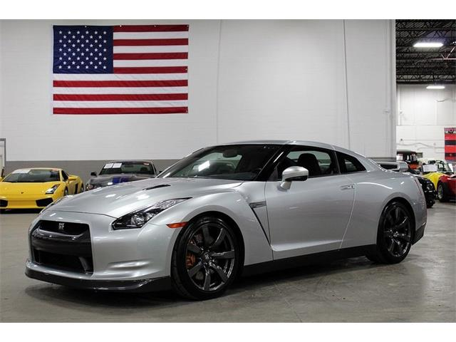 Picture of 2009 Nissan GT-R located in Kentwood Michigan Offered by  - OIG1