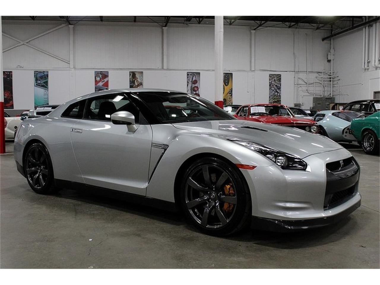 Large Picture of '09 Nissan GT-R located in Michigan - OIG1