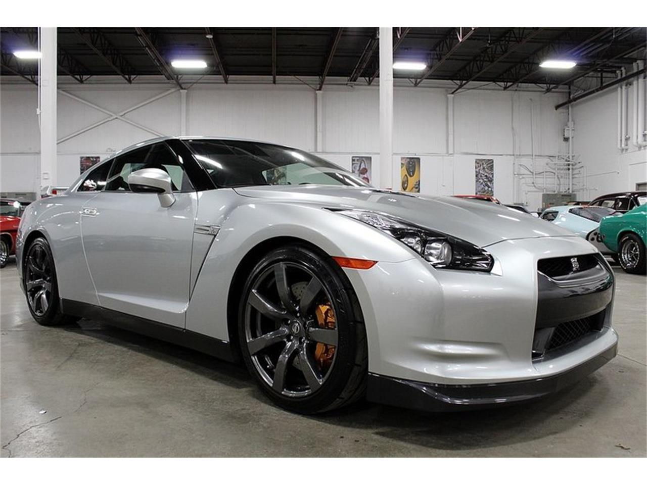 Large Picture of '09 Nissan GT-R located in Michigan - $59,900.00 - OIG1