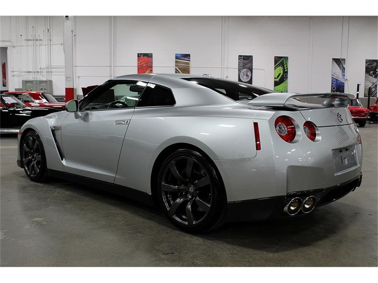 Large Picture of '09 Nissan GT-R located in Kentwood Michigan - $59,900.00 - OIG1