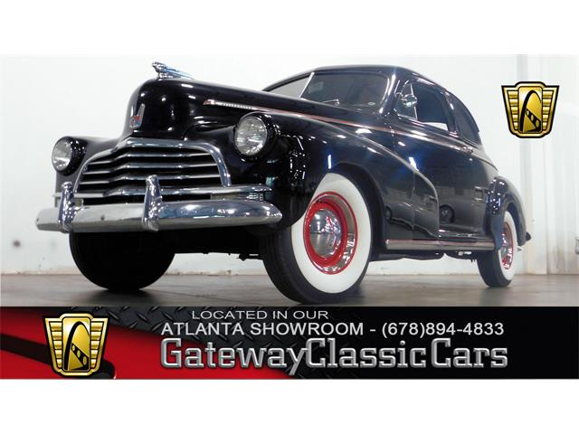 Picture of Classic 1946 Chevrolet Business Coupe located in Alpharetta Georgia - $18,995.00 - OIG3