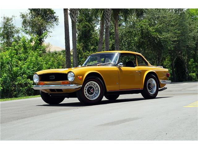 Picture of '72 TR6 - OIGT